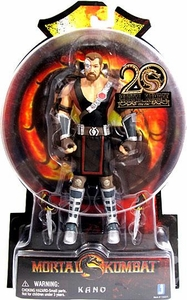 Mortal Kombat MK9 6 Inch Action Figure Kano