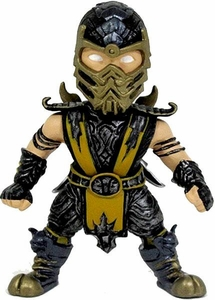 Mortal Kombat 2.75 Inch Super Deformed Mini Figurine Scorpion