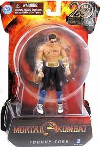 Mortal Kombat MK9 4 Inch Action Figure Johnny Cage
