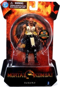 Mortal Kombat MK9 4 Inch Action Figure Baraka