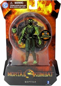 Mortal Kombat MK9 4 Inch Action Figure Reptile