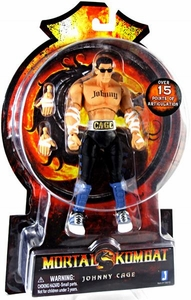 Mortal Kombat MK9 6 Inch Action Figure Johnny Cage