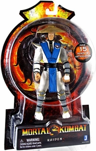 Mortal Kombat MK9 6 Inch Action Figure Raiden