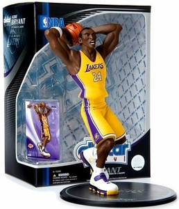 Upper Deck Authenticated All Star Vinyl 10 Inch Figure Kobe Bryant BLOWOUT SALE!