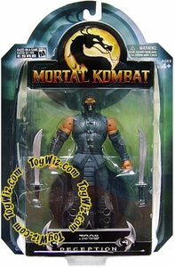 Mortal Kombat Deception Series 3 Action Figure Noob Saibot