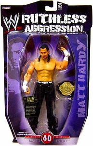 WWE Wrestling Ruthless Aggression Series 40 Action Figure Matt Hardy