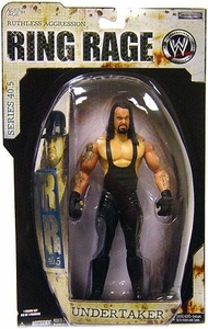 WWE Wrestling Ruthless Aggression Ring Rage Series 40.5 Action Figure Undertaker