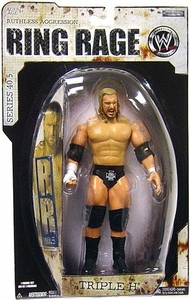 WWE Wrestling Ruthless Aggression Ring Rage Series 40.5 Action Figure HHH