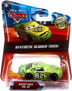 Disney / Pixar CARS Movie Exclusive 1:55 Die Cast Car with Synthetic Rubber Tires Shiny Wax