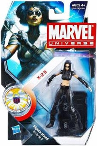 Marvel Universe 3 3/4 Inch Series 15 Action Figure #20 X-23