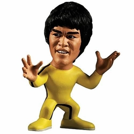 Round 5 Bruce Lee 5 Inch Titan Series 1 Figure Game of Death Bruce Lee [Yellow Suit]