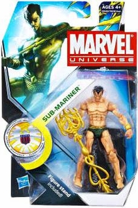 Marvel Universe 3 3/4 Inch Series 15 Action Figure #19 Sub-Mariner