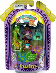 Dora Magical Welcome Mini Figure Twins
