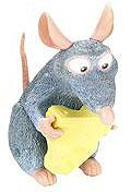 Disney Pixar Ratatouille Movie Toy Basic Action Figure Remy