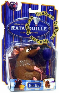 Disney Pixar Ratatouille Movie Toy Basic Action Figure Emile