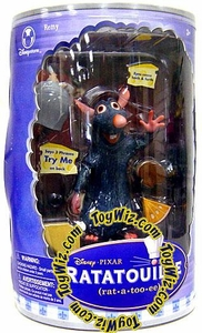 Disney Pixar Ratatouille Movie EXCLUSIVE Collector's Talking Action Figure Remy