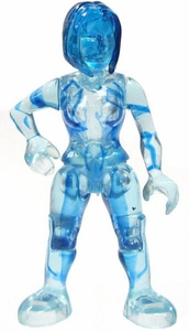 Halo Wars Mega Bloks LOOSE Mini Figure UNSC Cortana ULTRA RARE!