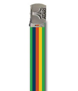 Atari Rainbow Web Belt