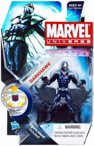 Marvel Universe 3 3/4 Inch Series 15 Action Figure #18 Darkhawk