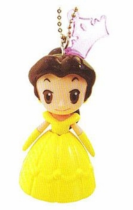 Disney Princess Tomy Gashopan Swinging Figure Belle