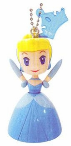 Disney Princess Tomy Gashopan Swinging Figure Cinderella