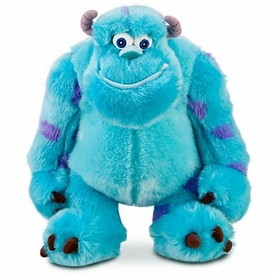 Disney Monsters Inc. Exclusive 13 Inch Deluxe Plush Figure Sulley