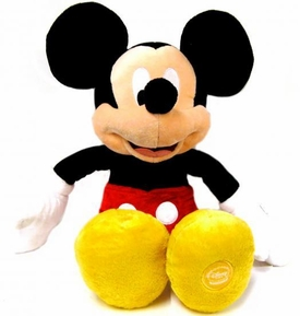 Disney Exclusive 9 Inch Mini Plush Figure Mickey
