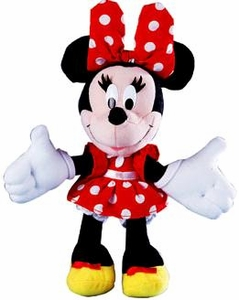Disney Exclusive 9 Inch Mini Plush Figure Minnie