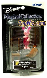 Walt Disney's Magical Collection Tomy Japanese 4 Inch Figure #030 Piglet