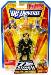 DC Universe Infinite Heroes 75 Years of Super Power Action Figure Black Adam