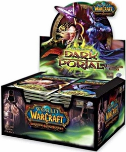 World of Warcraft Dark Portal Booster BOX [24 Packs]