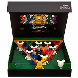 Disney Vinylmation Limited Edition 16-Piece 3 Inch Figures Billiards Set