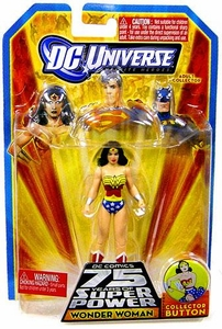 DC Universe Infinite Heroes 75 Years of Super Power Action Figure Wonder Woman