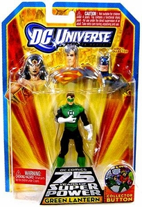 DC Universe Infinite Heroes 75 Years of Super Power Action Figure Green Lantern