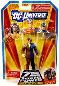 DC Universe Infinite Heroes 75 Years of Super Power Action Figure Two Face