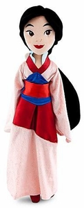 Disney Princess Exclusive 20 Inch Deluxe Plush Figure Mulan