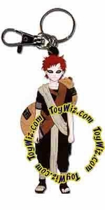 Naruto Accessories Official Keychain Gaara of the Sand