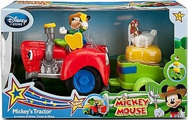 Disney Exclusive Mickey Mouse Mickey's Tractor