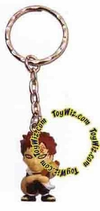 Naruto Accessories Official Keychain Mini 3D Gaara of the Sand