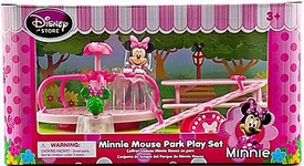 Disney Exclusive Minnie Mouse Park Play Set