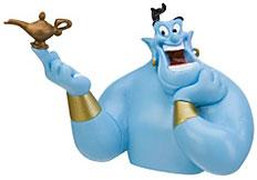 Disney Aladdin Exclusive 2.5 Inch PVC Figure Genie