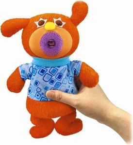 SingAMaJigs Plush Doll Figure ORANGE [On Top Of Old Smokey]