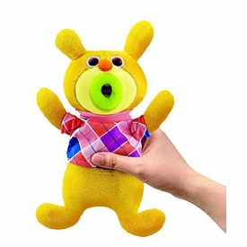 SingAMaJigs Plush Doll Series 1 Figure YELLOW with Plaid Shirt [Home On The Range]
