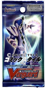 Cardfight Vanguard ENGLISH VGE-EB01 Comic Style Vol. 1 Extra Booster Pack