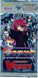 Cardfight Vanguard ENGLISH VGE-BT04 Eclipse of Illusionary Shadows Booster Pack