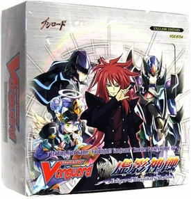Cardfight Vanguard ENGLISH VGE-BT04 Eclipse of Illusionary Shadows Booster Box [30 Packs]
