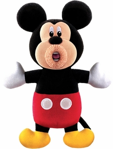 SingAMaJigs Plush Doll Mickey Mouse Clubhouse Figure Mickey