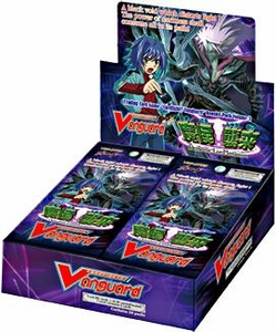 Cardfight Vanguard ENGLISH VGE-BT03 Demonic Lord Invasion Booster Box [30 Packs] Free Deck Box with Every 2-Box Purchase!