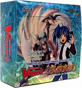 Cardfight Vanguard ENGLISH VGE-BT06 Breaker of Limits Booster BOX [30 Packs]