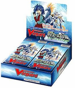 Cardfight Vanguard ENGLISH VGE-BT01 Descent of the King of Knights Booster Box [30 Packs]